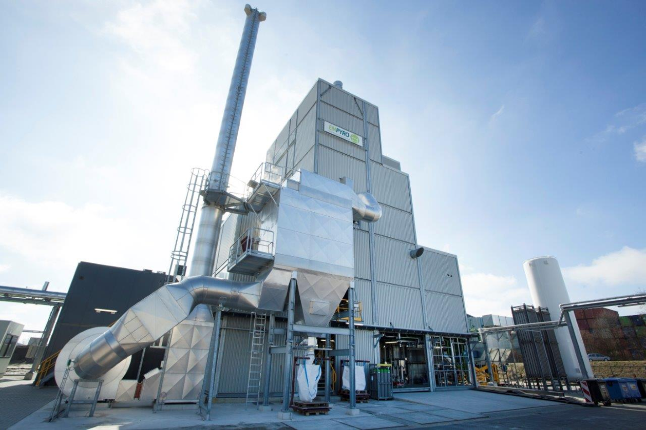What is fast pyrolysis?