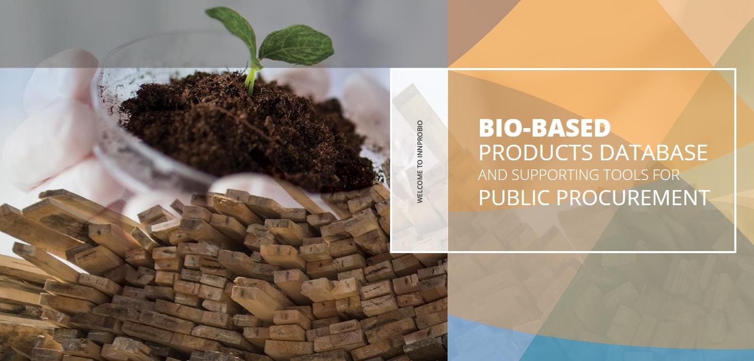 New bio-based products database