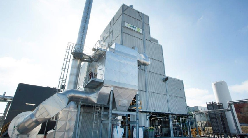 Finland invests in fast pyrolysis