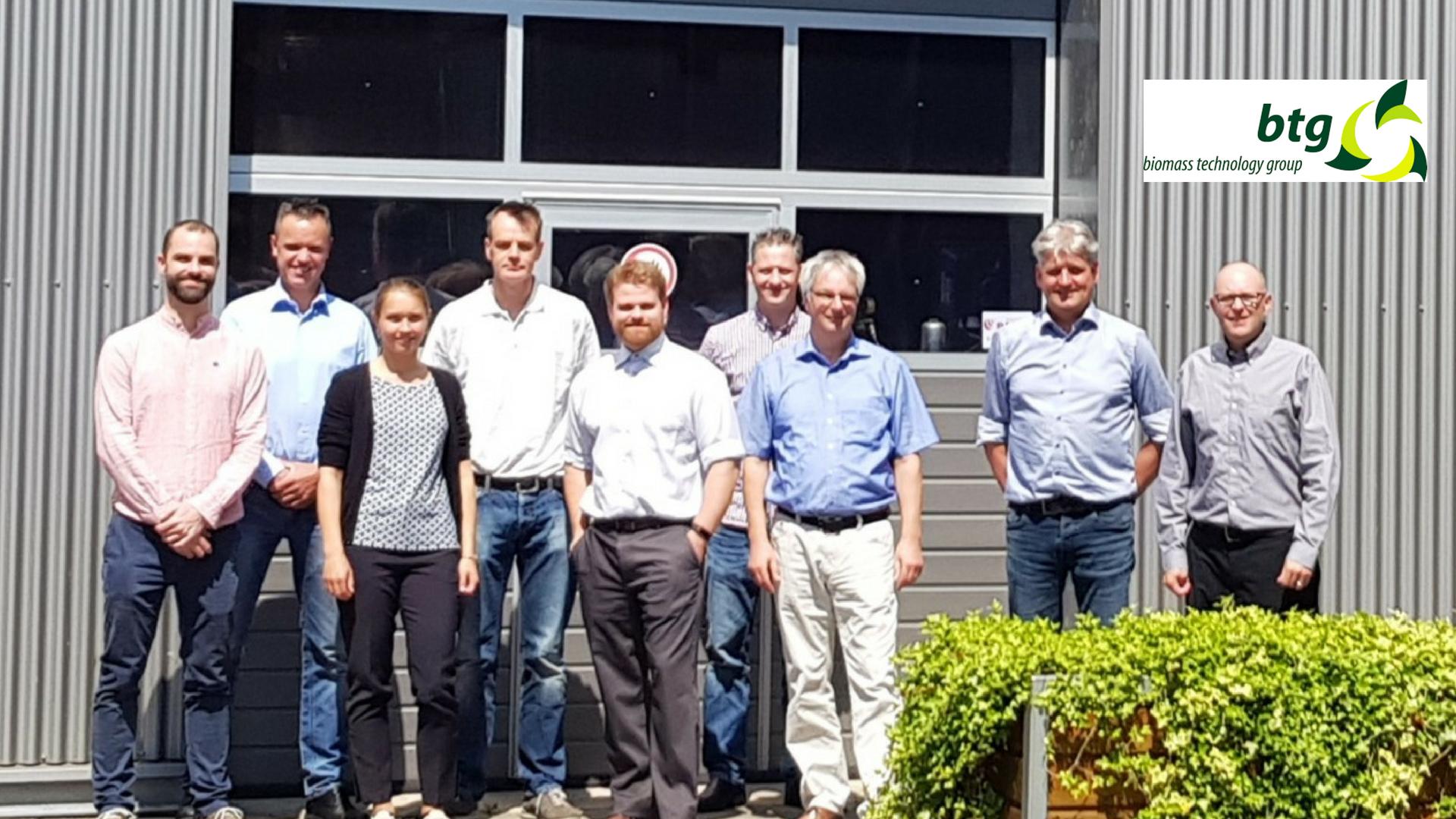 Bio4Products presented to IEA Bioenergy Task 34