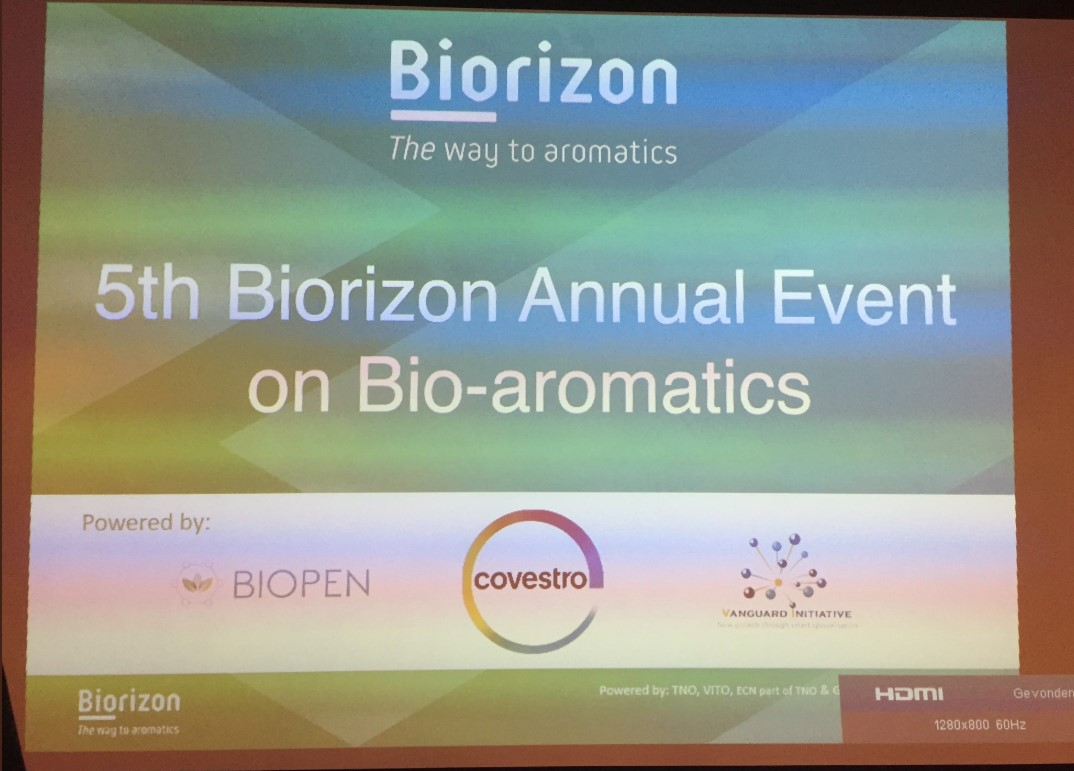 Bio4Products presented at Biorizon