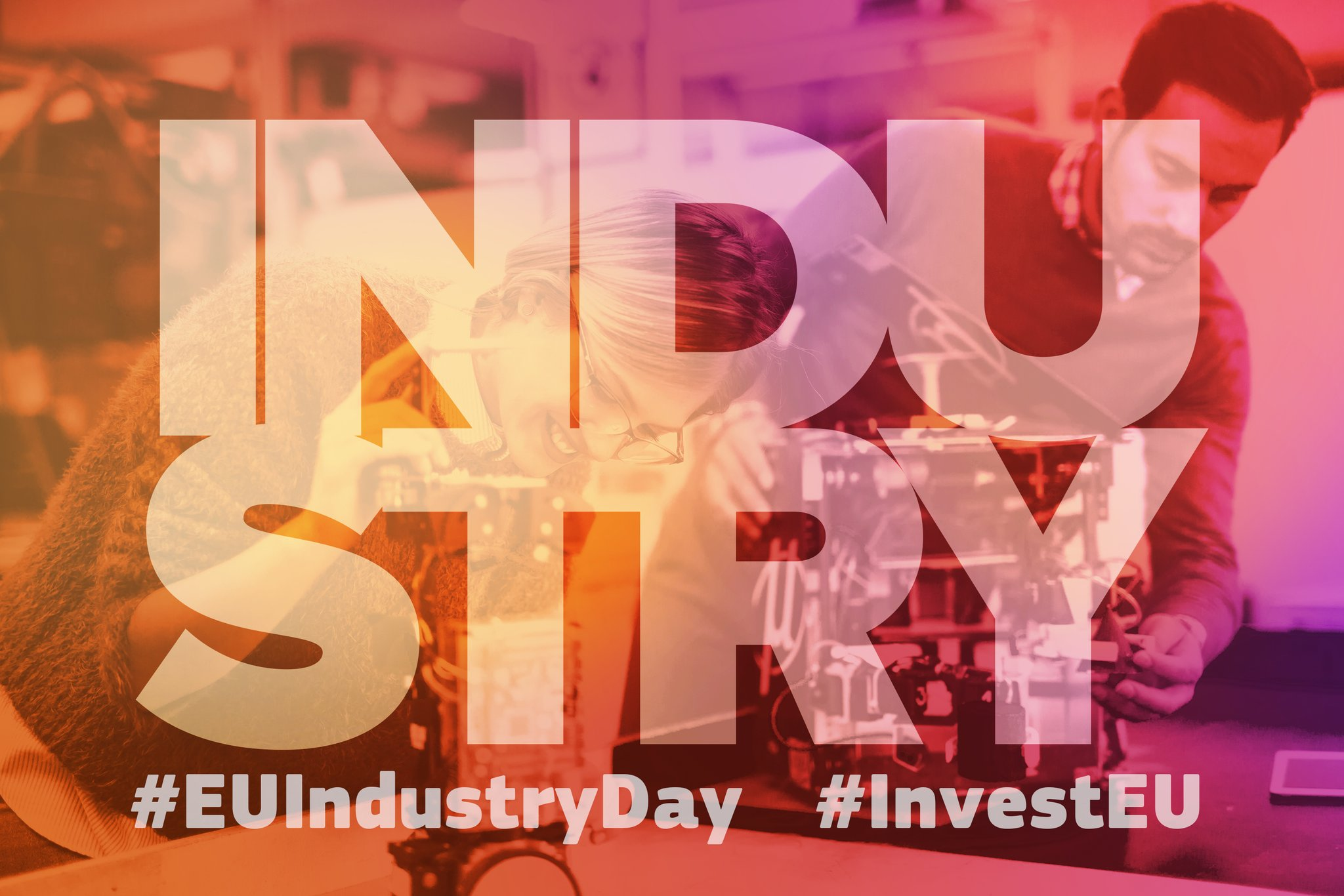 See you at #EUIndustryDay 2019