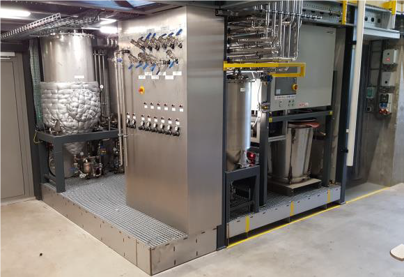 BTG commissions world-first pilot plant