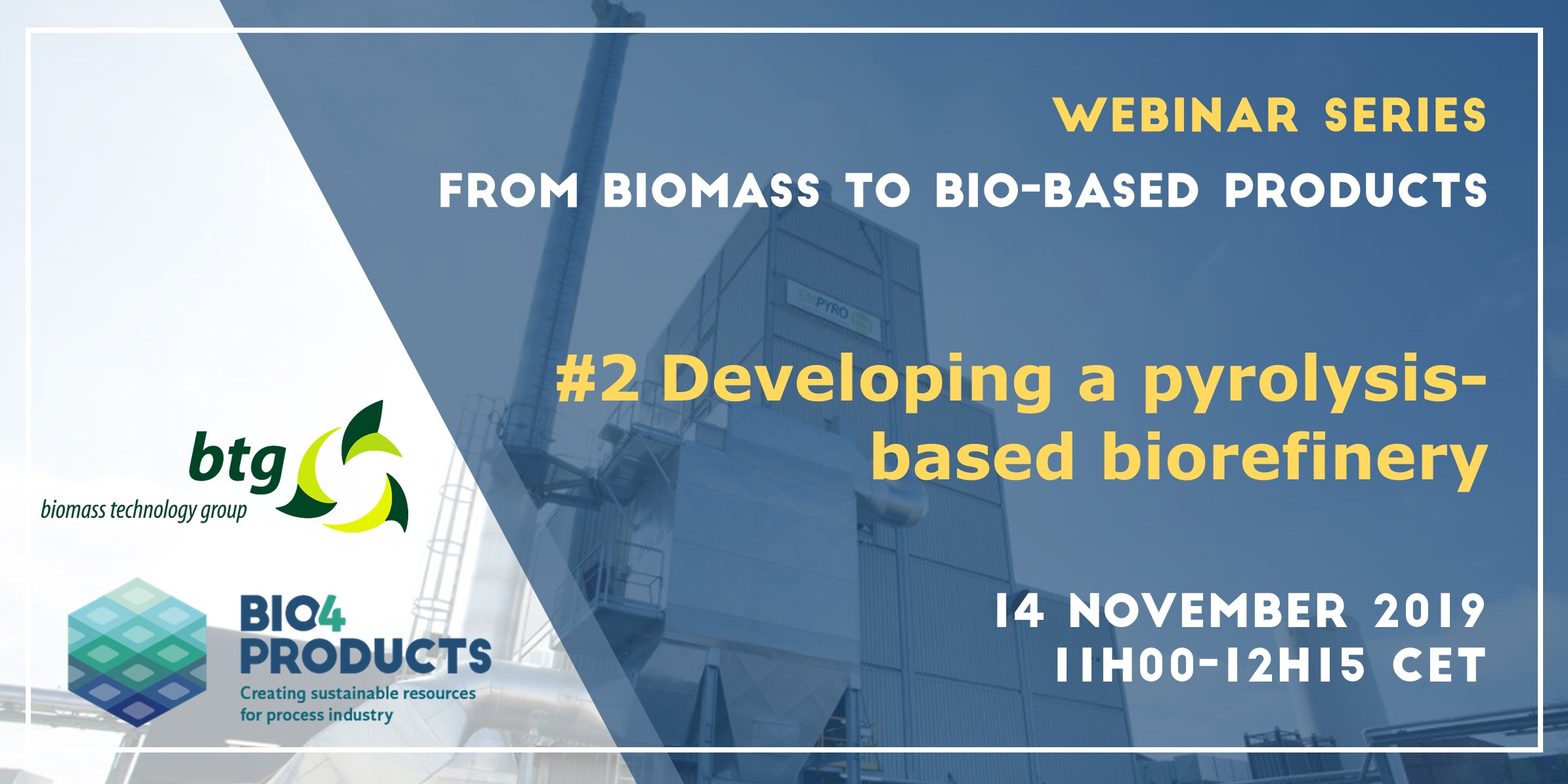 Catch up with our Pyrolysis webinar now!