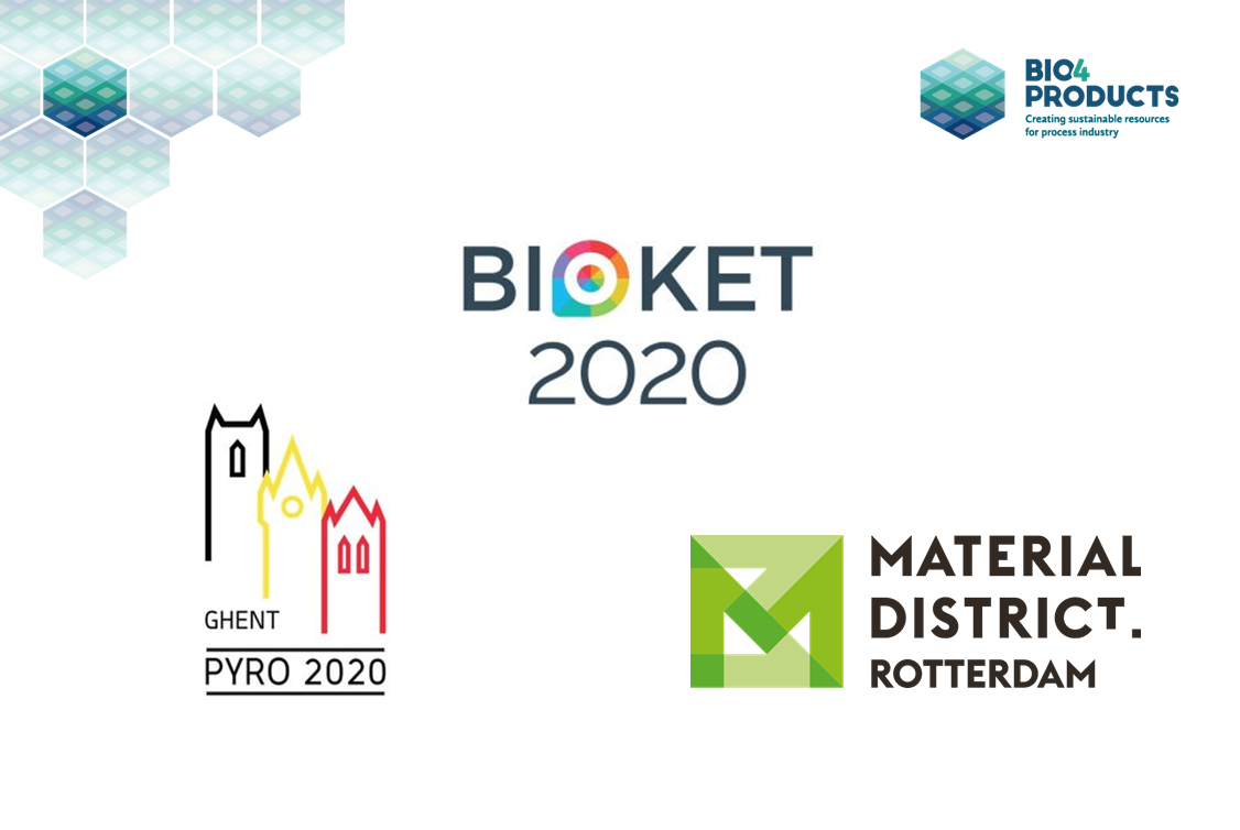 Meet Bio4Products in 2020